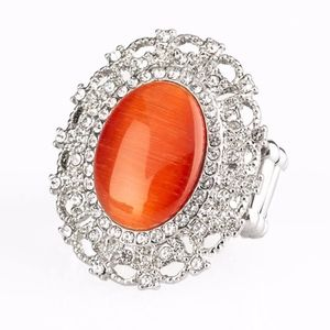 Free with Bundle Baroque The Spell Orange Ring